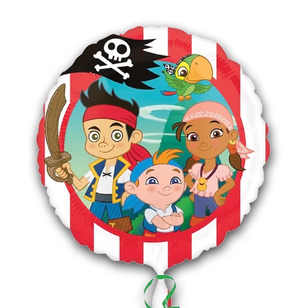 Jake  the Neverland 18 inch Foil Balloon (1)