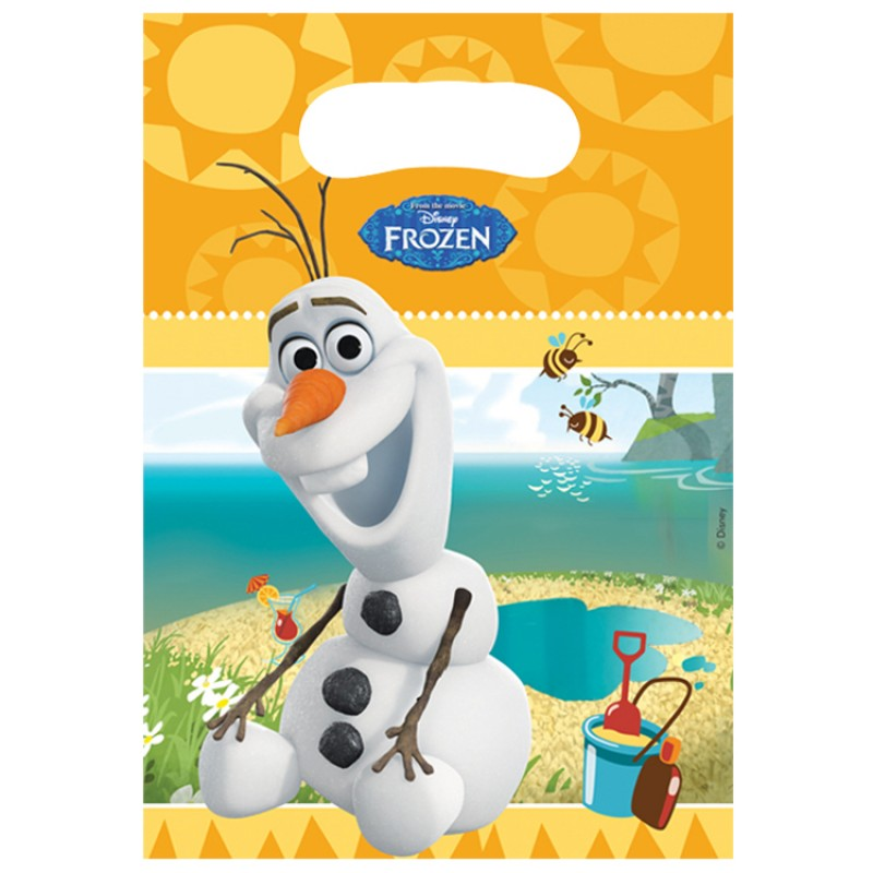 Olaf Party Bags (6)