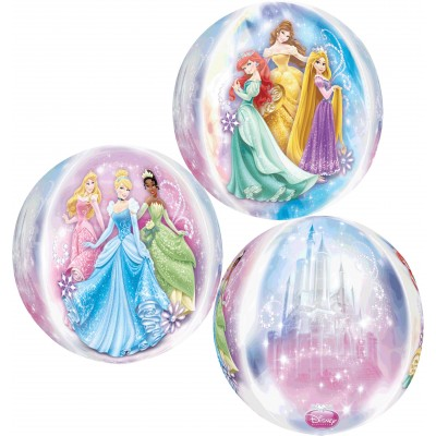 Disney Princess ORBZ balloon (38cm x 40cm) (1)