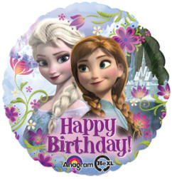Disney Frozen 18 inch 45cm Foil Balloon (1)