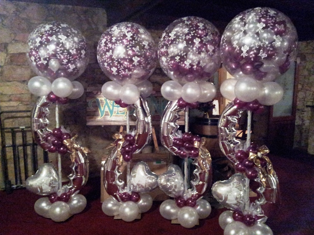 3ft Balloon Stuffing Decorations