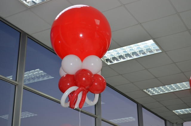 3ft Helium Balloon Decorations