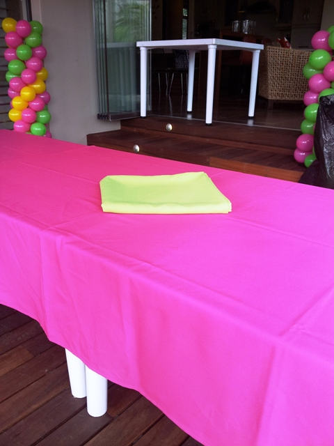 Assorted Tablecover Rental (1)