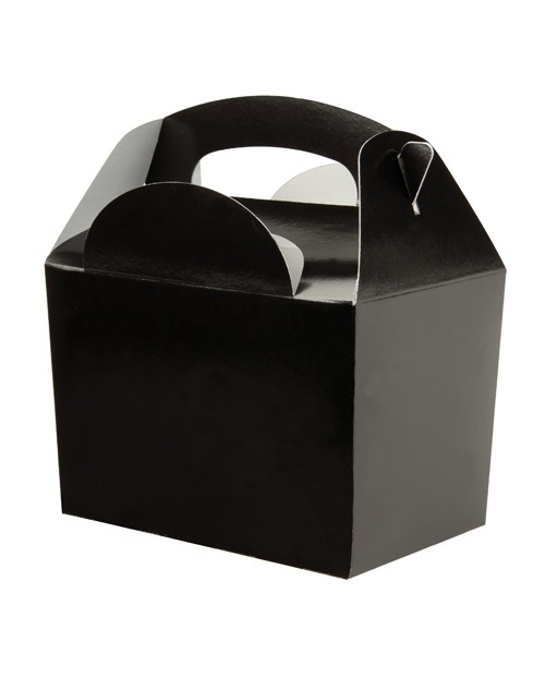 A Black Meal Box (1 unit)