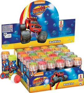 Blaze 60ml Bubbles (1 unit)