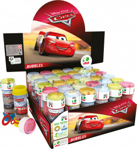 Disney Cars Bubbles 60ml (1)