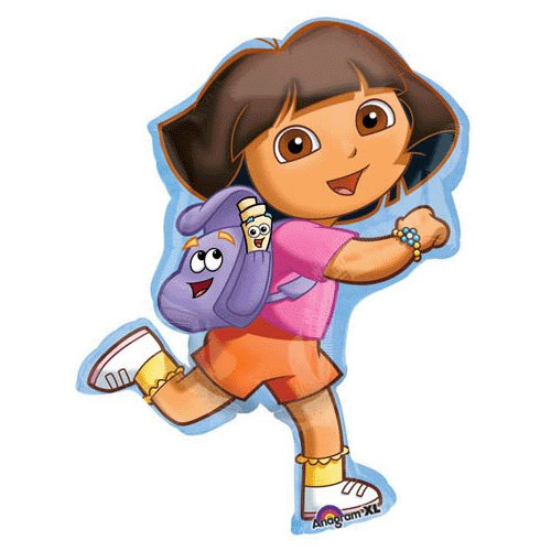 Dora Full Body Shape Balloon (1)