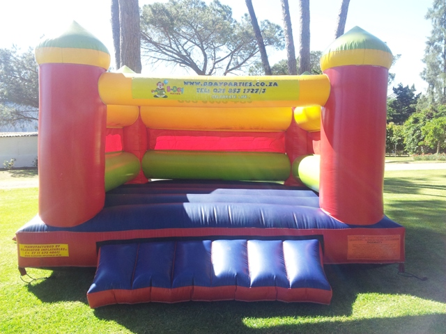 Jumping Castle Rental (R500 for the whole weekend!)