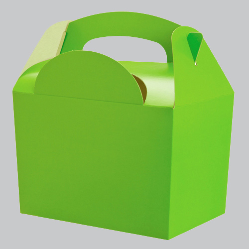A Lime Green Meal Box (1)
