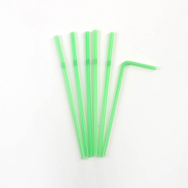 Lime Green Straws (50)