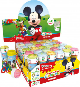 Disney Mickey Mouse Clubhouse Bubbles 60ml (1)