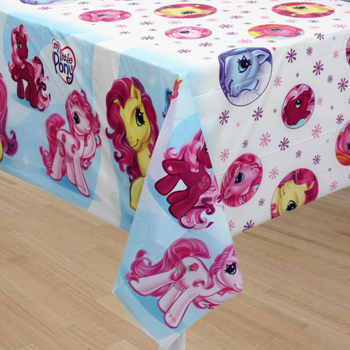 My Little Pony Tablecover (137cm x 243cm) (1unit)