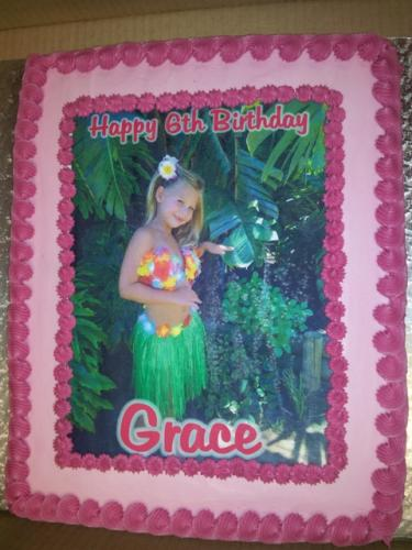 Own Picture - Picture Cake (1)