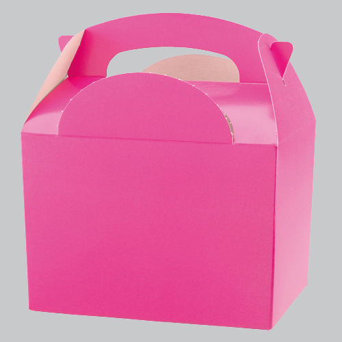 A Pink Meal Box (1)
