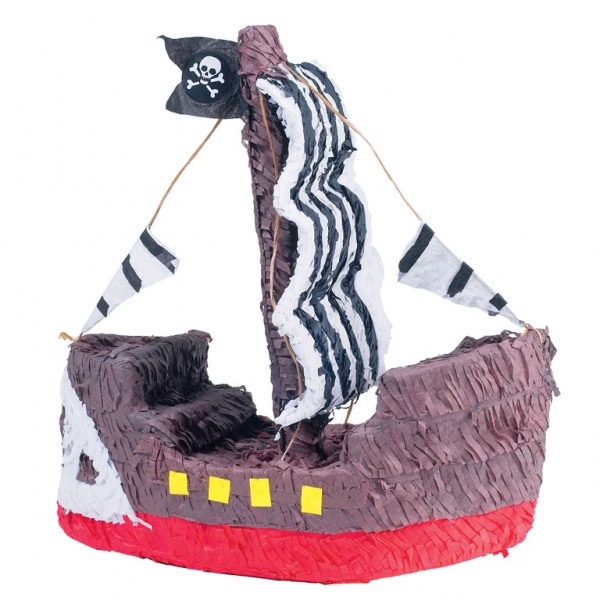 Pirate Ship Pinata (1)