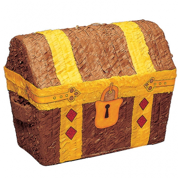 Treasure Chest Pinata (1)