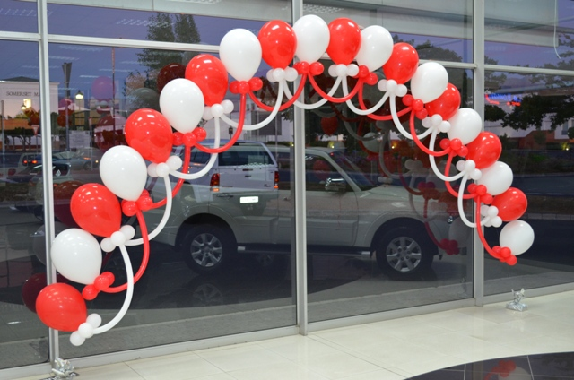 Promotion Balloon Decor - 260Q Helium Balloon Arch