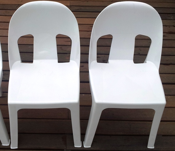 Small White Chair Rental (1)