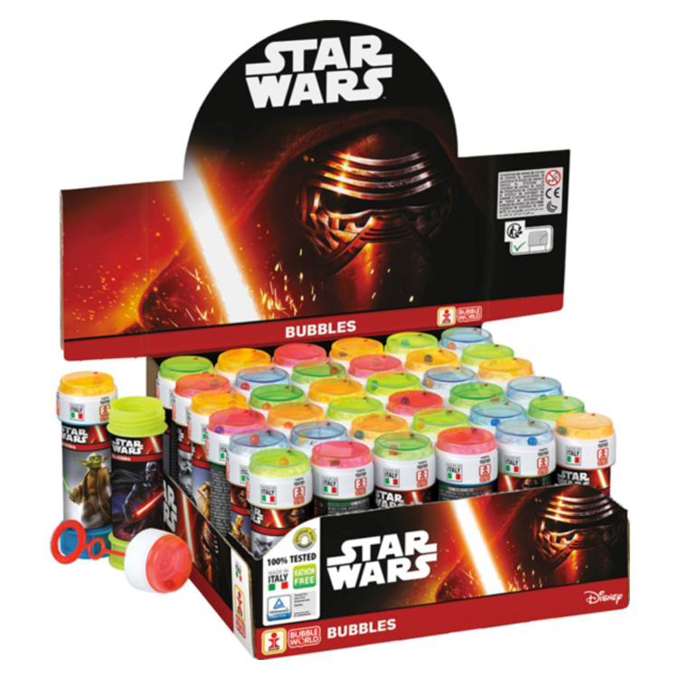 StarWars 60ml Bubbles (1)