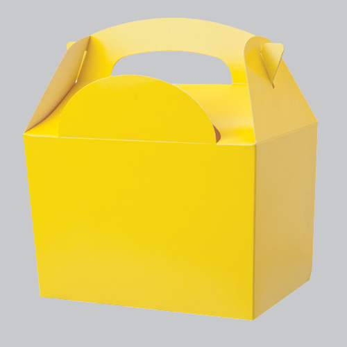 A Yellow Meal Box (1)