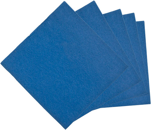 Royal Blue Serviettes (20)