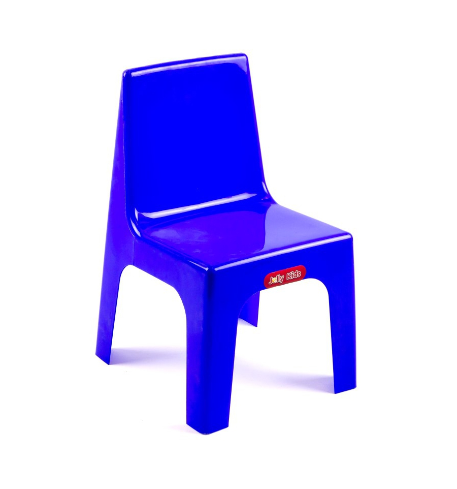 Small Jolly Kids Blue Chair