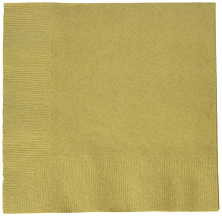Gold Lunch Napkins (20 count)