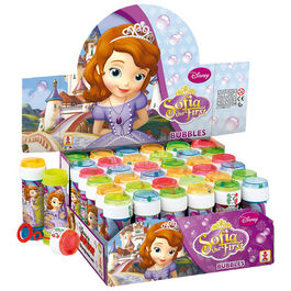 Disney Sofia the First Bubbles 60ml (1)