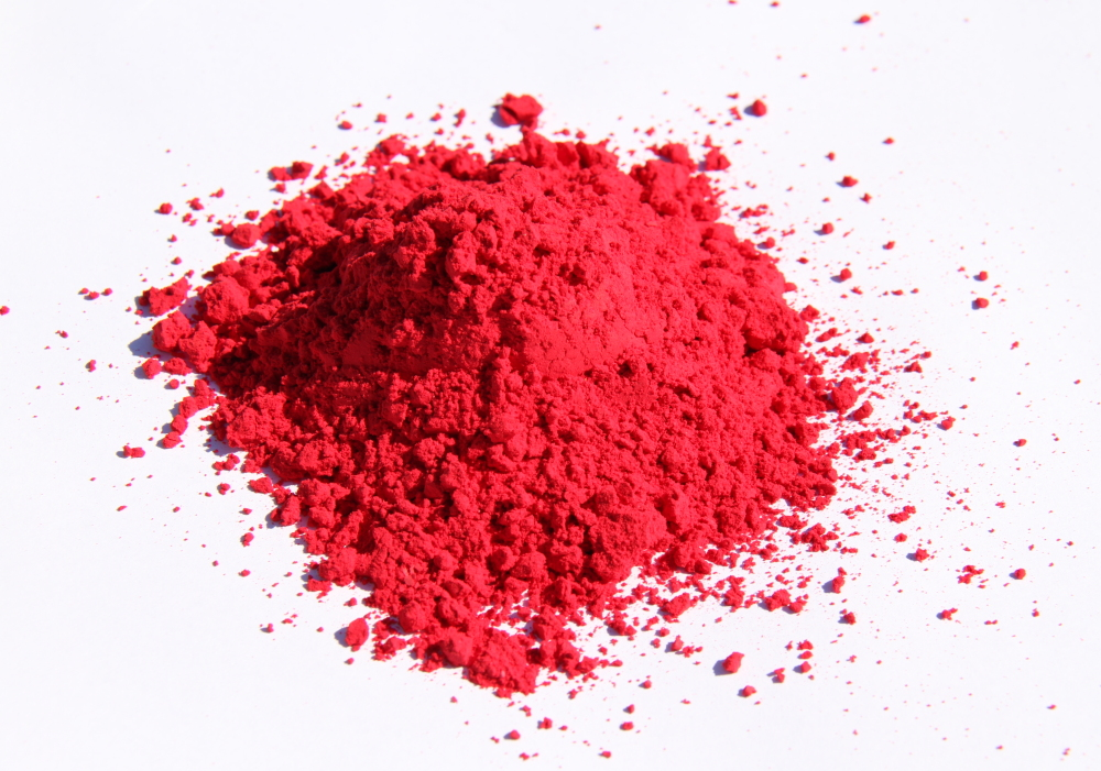 100g Sachet Festival Colour Powder Red