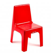 Small Jolly Kids Red Chair